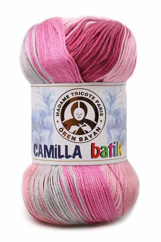 ÖREN BAYAN - Ören Bayan Camilla Batik El Örgü İpi 116