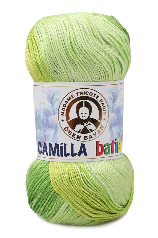 ÖREN BAYAN - Ören Bayan Camilla Batik El Örgü İpi 115