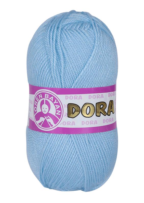 ÖREN BAYAN - Ören Bayan Dora El Örgü İpi Mavi 011