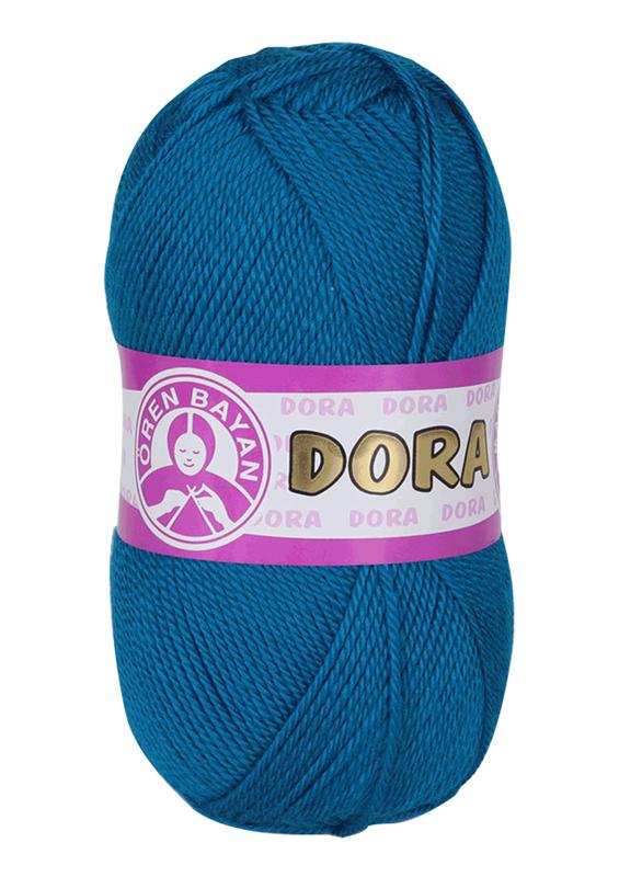 ÖREN BAYAN - Ören Bayan Dora El Örgü İpi Petrol Mavi 026
