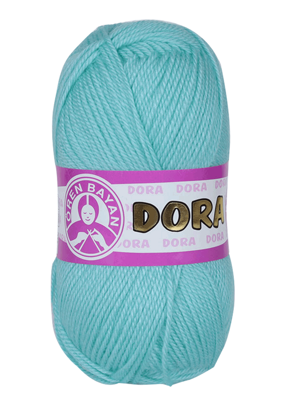 ÖREN BAYAN - Ören Bayan Dora El Örgü İpi Su Yeşili 022