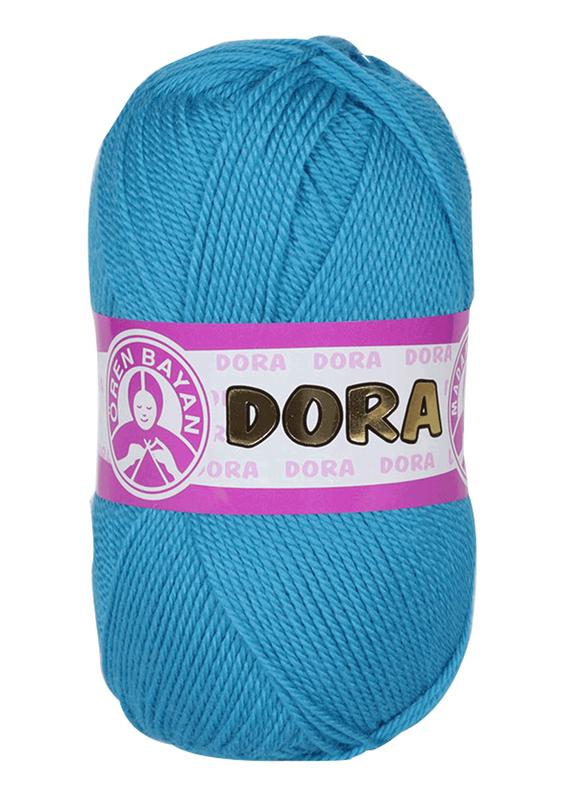 ÖREN BAYAN - Ören Bayan Dora El Örgü İpi Mavi 025