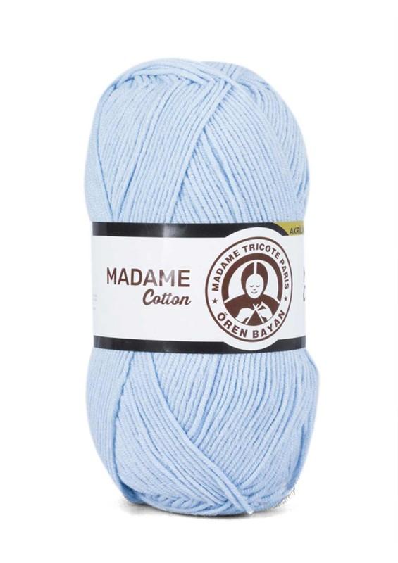 ÖREN BAYAN - Ören Bayan Madame Cotton El Örgü İpi Açık Mavi 014