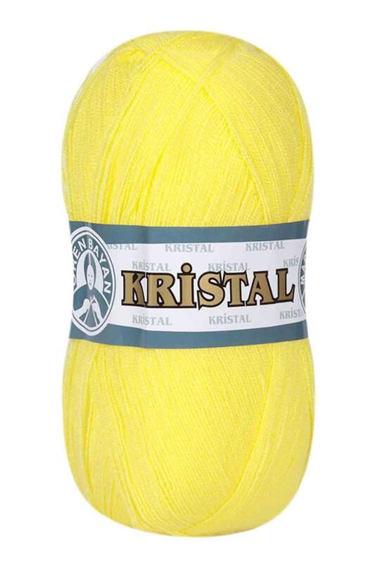 ÖREN BAYAN - Ören Bayan Kristal El Örgü İpi Sarı 028