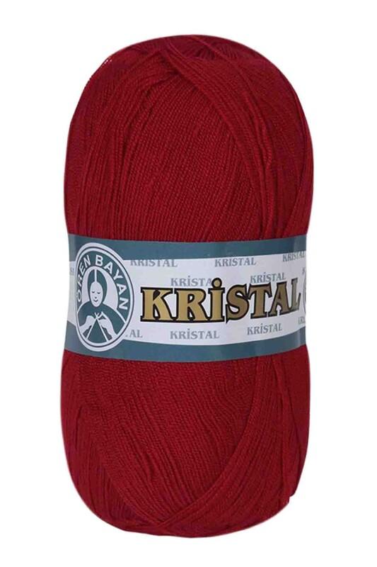 ÖREN BAYAN - Ören Bayan Kristal El Örgü İpi Kırmızı 033