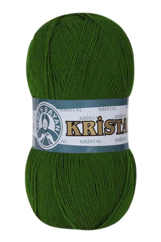 ÖREN BAYAN - Ören Bayan Kristal El Örgü İpi Yeşil 087