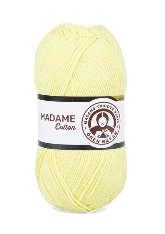 ÖREN BAYAN - Ören Bayan Madame Cotton El Örgü İpi 006
