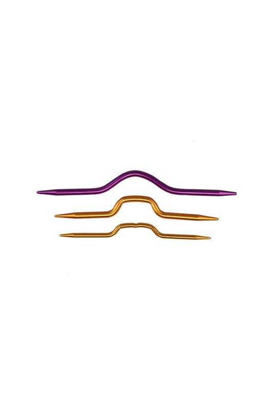 SİMİSSO - Metal Saç Örgüsü Ayırıcı