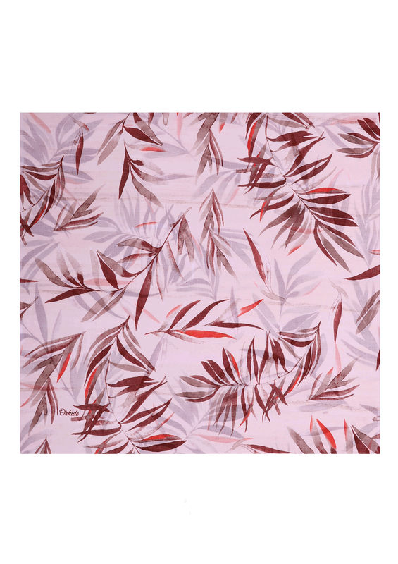 ORKİDE ŞAL - Orkide Şifon Şal 789