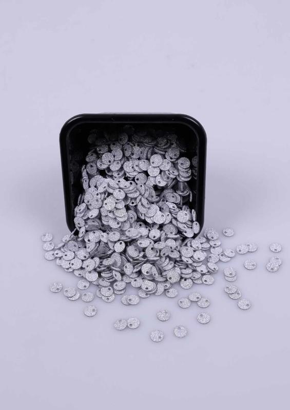 PULSAN - Пайетки Pulsan/120 серебряный