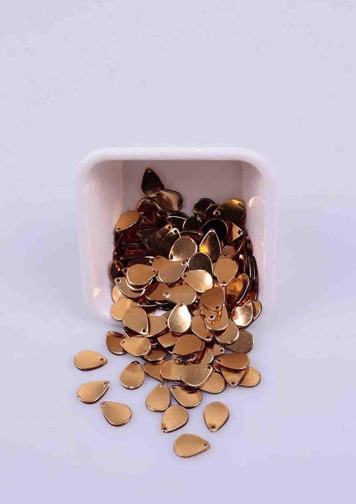 Пайетки Pulsan/752 золотой