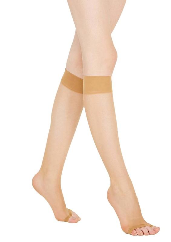 PENTİ - Penti Parmaksız İnce Dizaltı Çorap | Ten