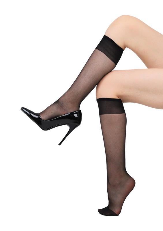 PENTİ - Penti Süper Mat İnce Pantolon Çorap 15 Den | Siyah