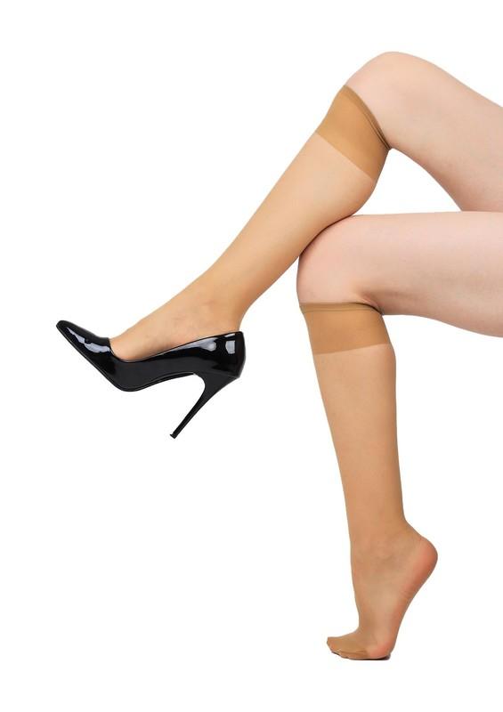 PENTİ - Penti Süper Mat İnce Pantolon Çorap 15 Den | Ten
