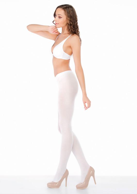 PENTİ - Penti Külotlu Gümüş Çorap 053 | Beyaz