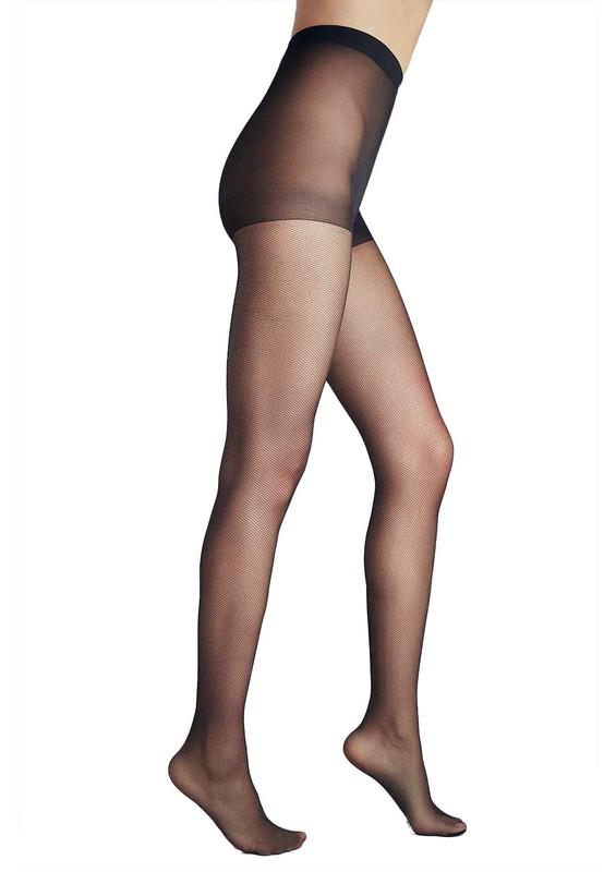 PENTİ - Penti Siyah Tül Külotlu Çorap | Siyah