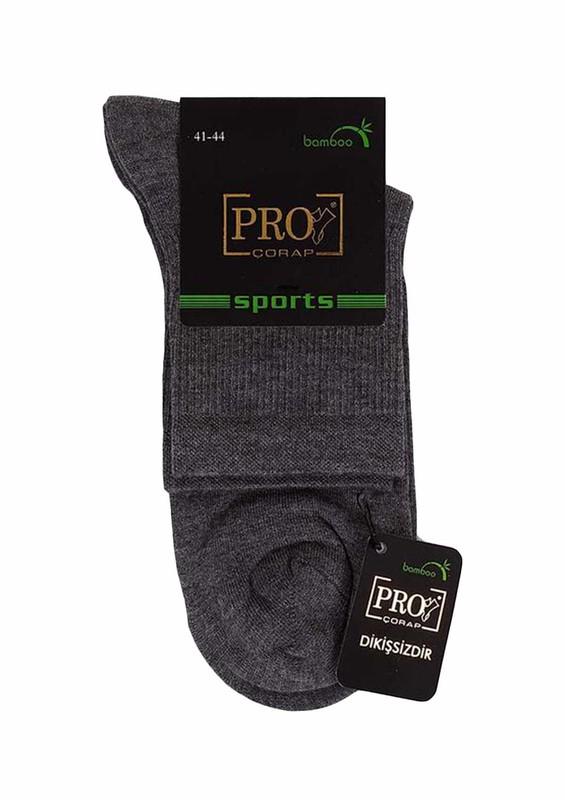 PRO - Pro Bambu Çorap 10725 | Gri
