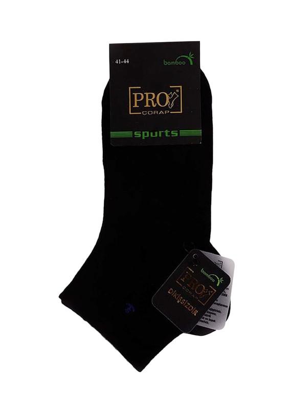 PRO - Pro Bambu Patik Çorap 10726 | Siyah