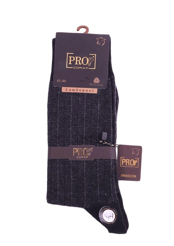 PRO - Pro Yün Çorap 13606 | Siyah