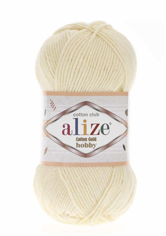 Alize - Пряжа Alize Cotton Gold Hobby /001