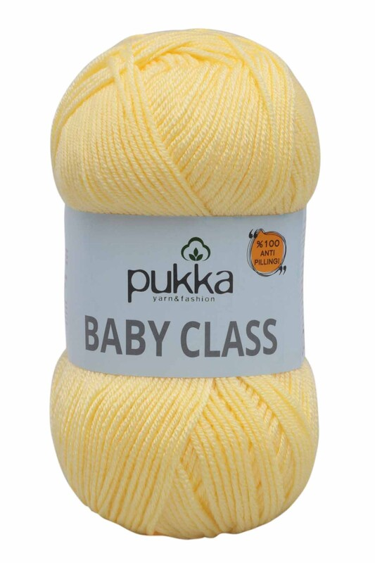 PUKKA - Pukka Baby Class El Örgü İpi 100 gr | 60116