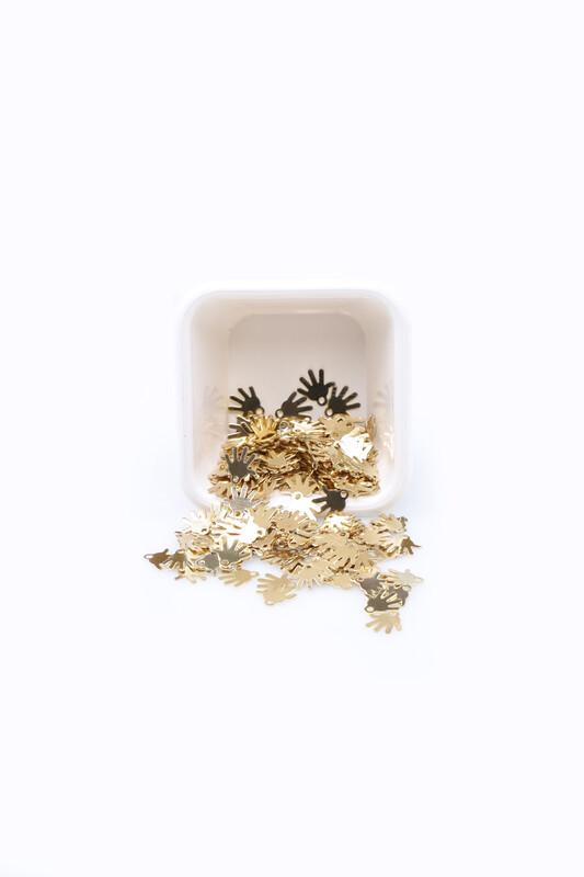 PULSAN - Pulsan Demir Pul Altın El 006 23 gr