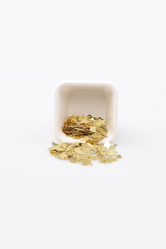 PULSAN - Pulsan Demir Pul Altın Şekilli 013 23 gr