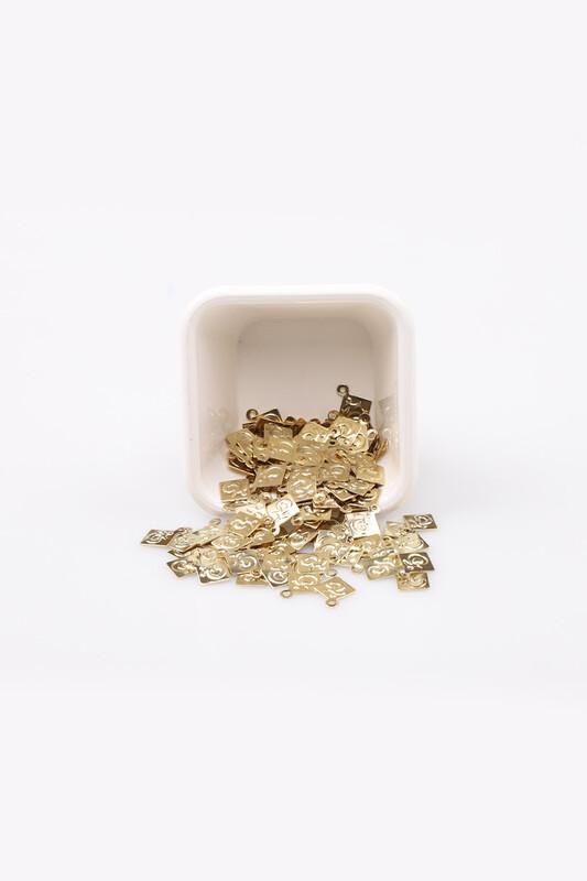 PULSAN - Pulsan Demir Pul Altın Şekilli 020 23 gr