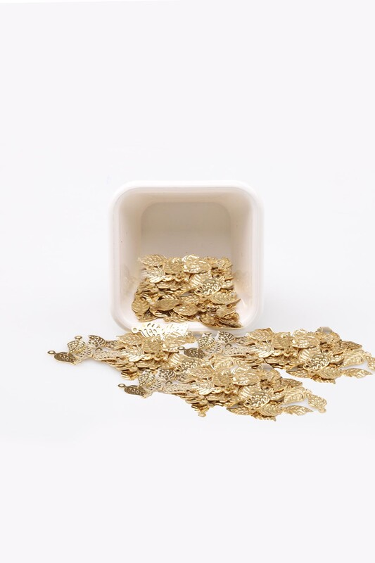PULSAN - Pulsan Demir Pul Altın Yaprak 005 23 gr