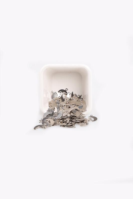 PULSAN - Pulsan Demir Pul Gümüş Ay 020 23 gr