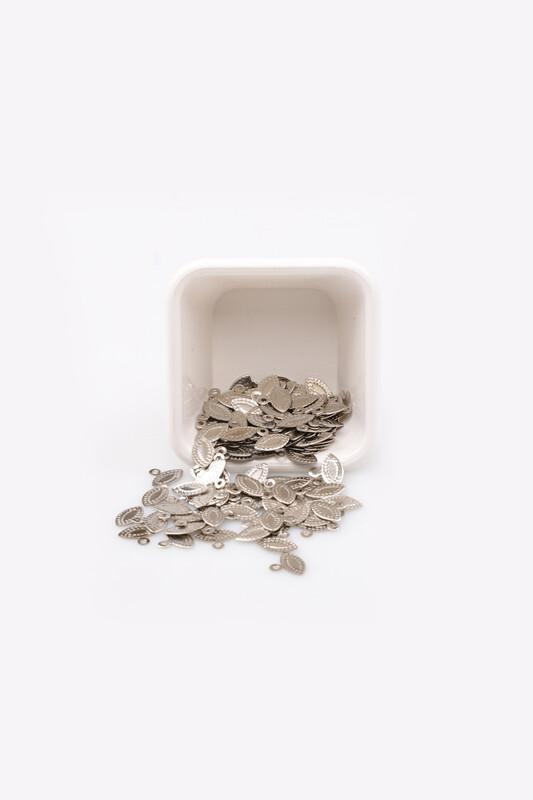 PULSAN - Pulsan Demir Pul Gümüş Elips 014 23 gr