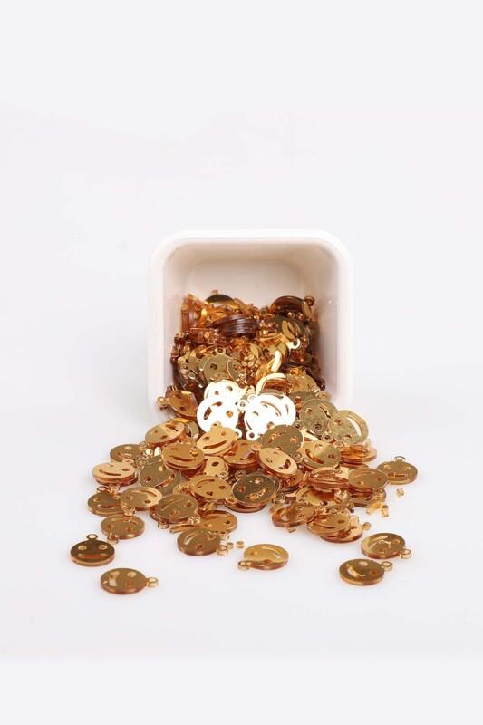 PULSAN - Pulsan Pul Altın Gülen Yüz 001 20 gr