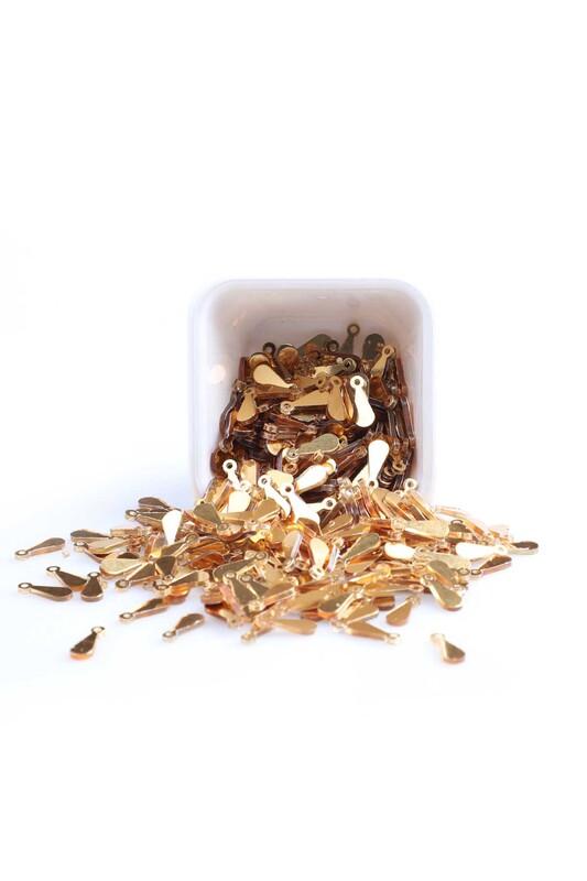 PULSAN - Pulsan Pul Altın Kulplu Şekilli 090 20 gr