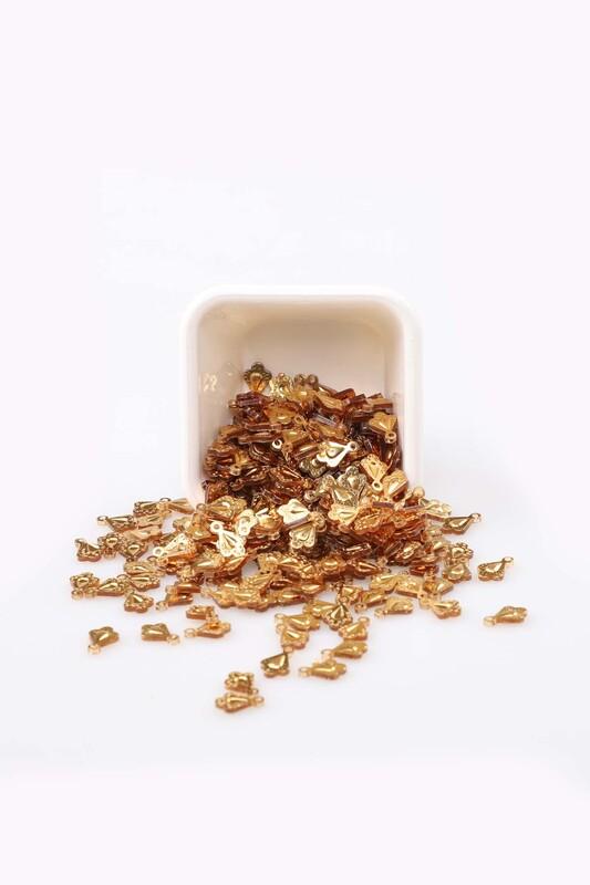 PULSAN - Pulsan Pul Altın Kulplu Şekilli 096 20 gr