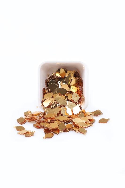 PULSAN - Pulsan Pul Altın Kulplu Yaprak 093 20 gr