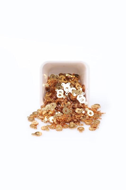 PULSAN - Pulsan Pul Altın Kulplu Yıldız 070 20 gr