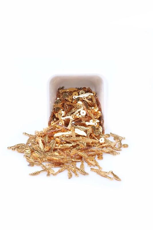 PULSAN - Pulsan Pul Altın Yaprak 068 20 gr
