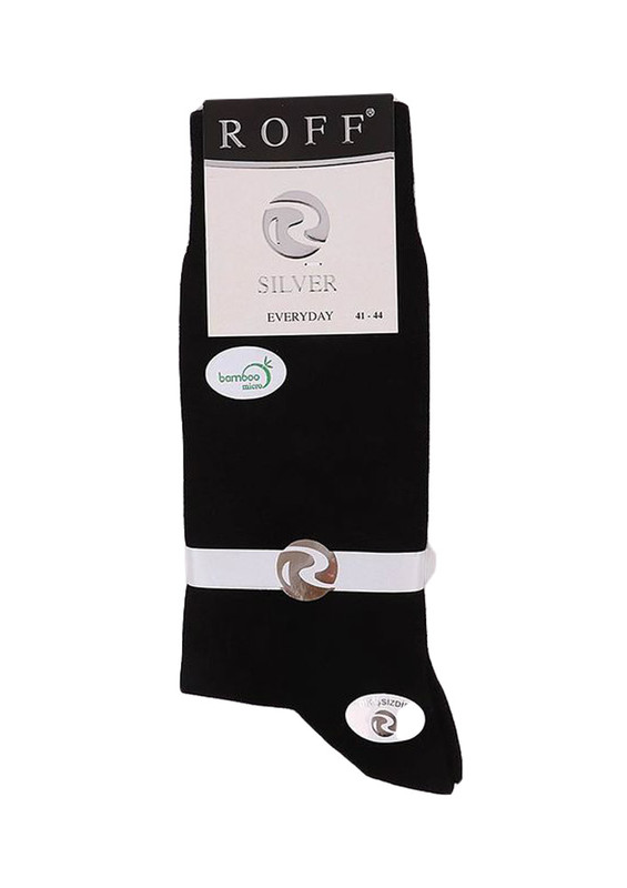 ROFF - Roff Bambu Çorap 14001 | Siyah