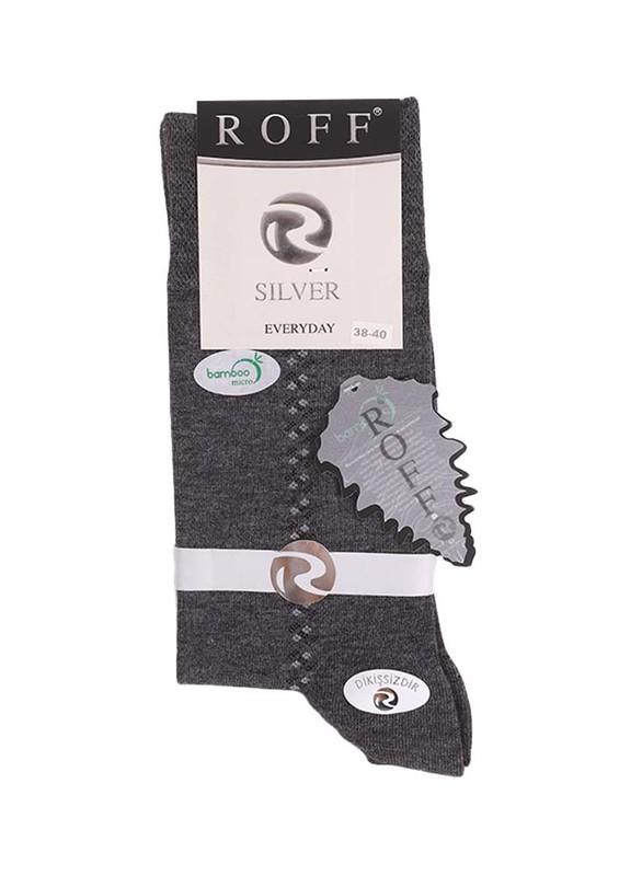 ROFF - Roff Bambu Çorap 14116   Antrasit