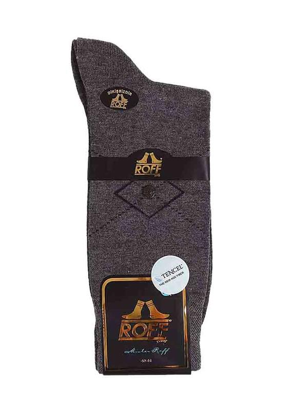 ROFF - Roff Dikişsiz Çorap 16110 | Antrasit
