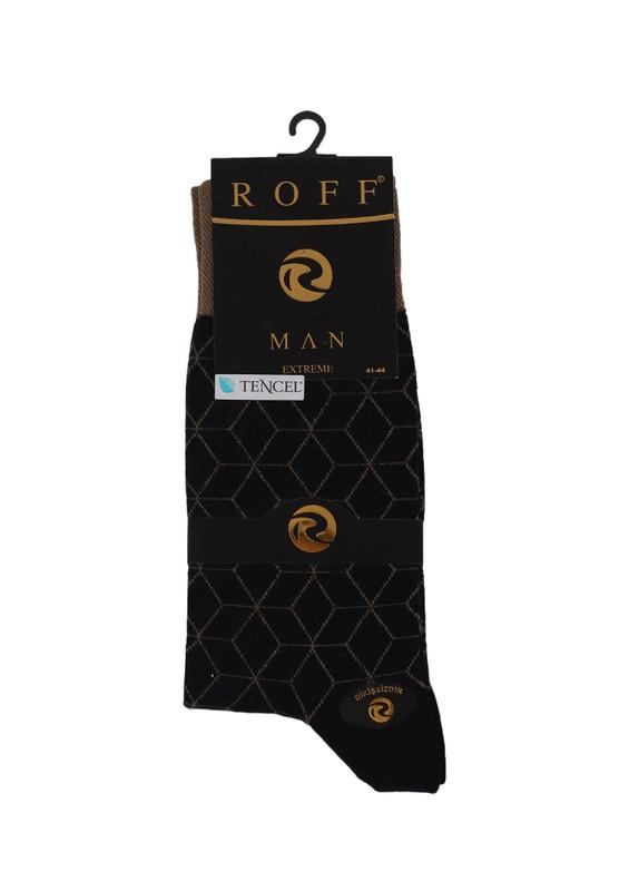ROFF - Roff Tencel Çorap 16121 | Bej