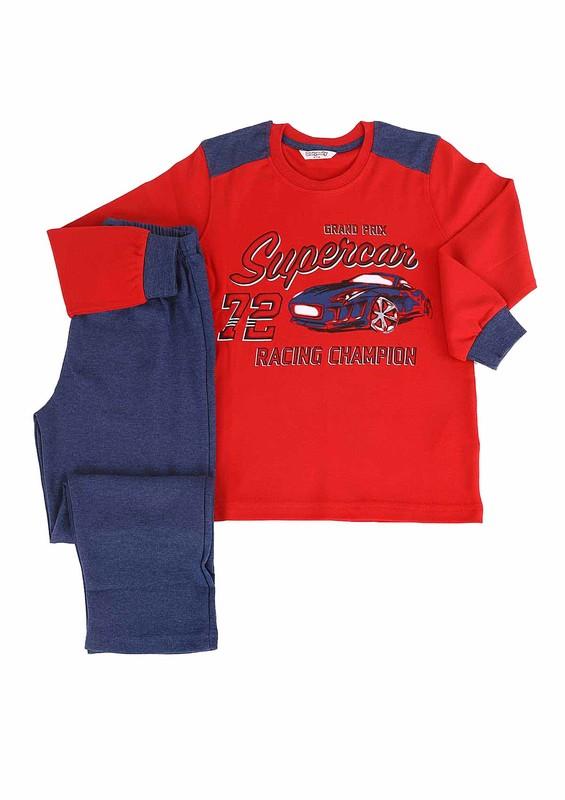 ROLYPOLY - Rolypoly Pijama Takımı 570   Kırmızı