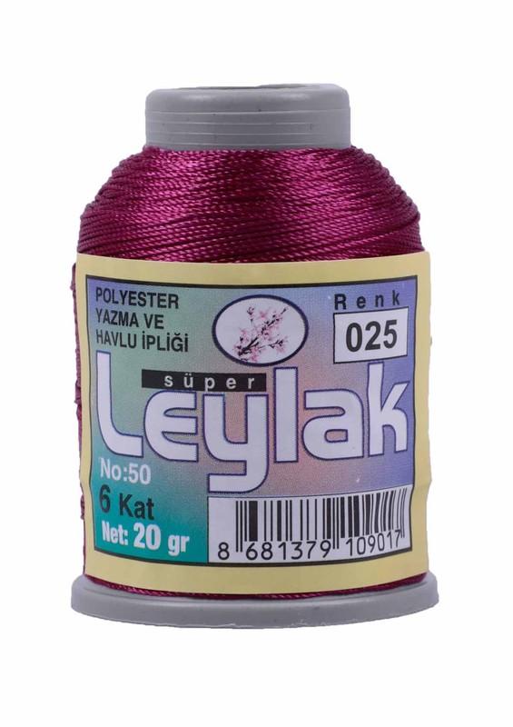 LEYLAK - Нить-кроше Leylak 025