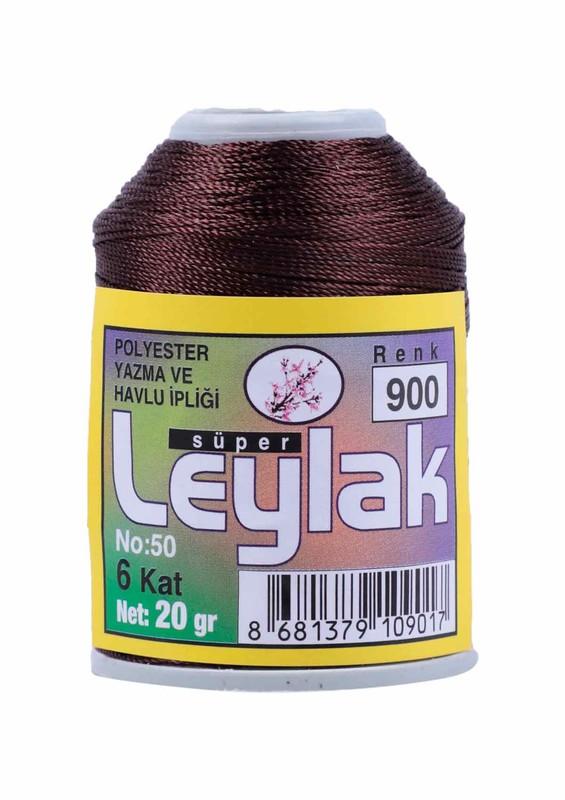 LEYLAK - Нить-кроше Leylak/900