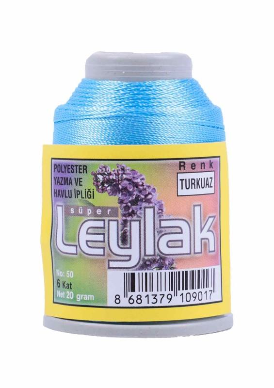 LEYLAK - Нить-кроше Leylak /бирюзовый