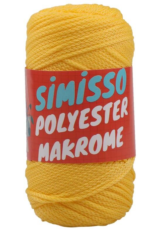 SİMİSSO - Polyester Makrome İpi 100 gr   2450