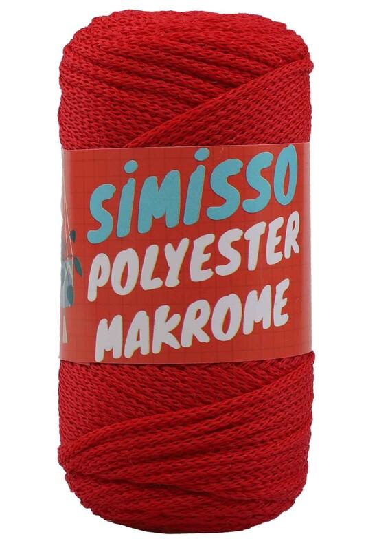 SİMİSSO - Polyester Makrome İpi 100 gr   2451