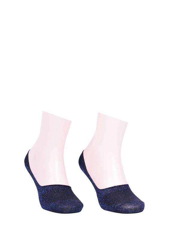 SARA DONNA - Desenli Patik Çorap 400 | Saks