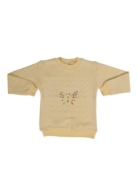 SEVİNÇ - Sevinç Sweat 002 | Sarı
