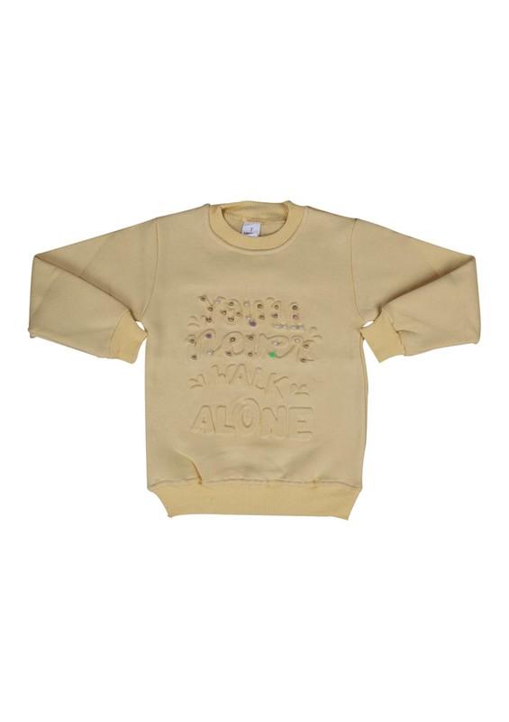 SEVİNÇ - Sevinç Sweat 003   Sarı